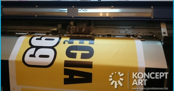 druk banera drukarnia wielkoformatowa nowy sącz bnery