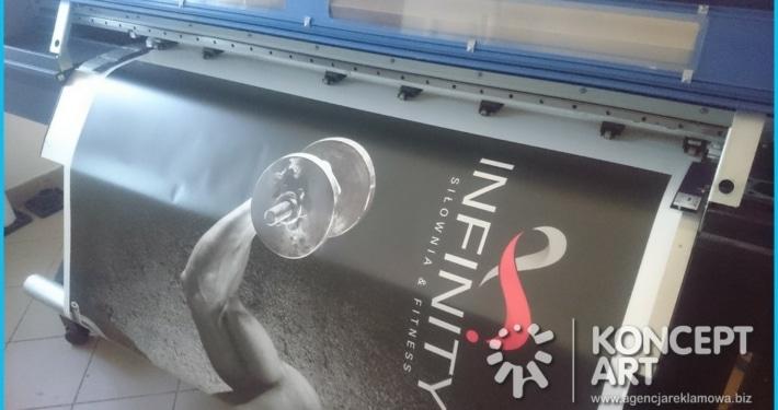 drukowanie fototapety drukarnia wielkoformatowa nowy sącz bnery