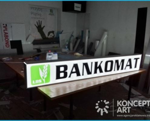 kaseton bankomat kasetony reklamowe nowy sącz