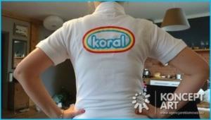 nadruki na odzieży koszulkach nowy sącz