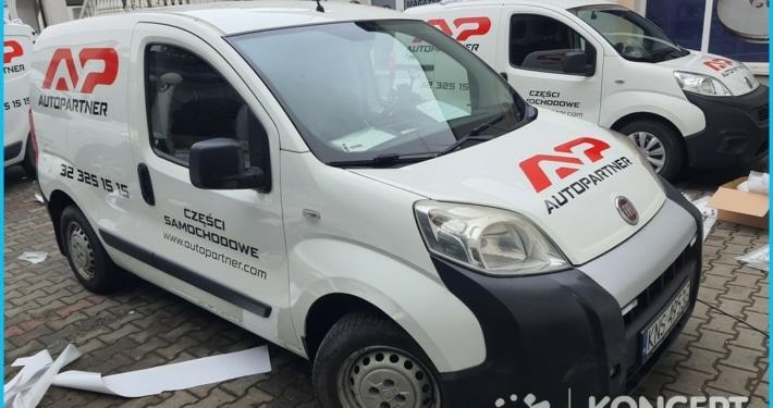 autopartner foliapolimerowa ploter Oklejanie samochodów Nowy Sącz